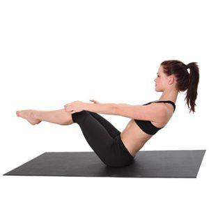 Pilates Instructor VERKORT €495,- @ QUENO Sport & Fitness Westerbork