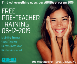 GRATIS Pre-teacher workshop Aruba @ MyFitness ARUBA